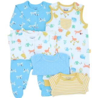 bundle of everyday baby clothes