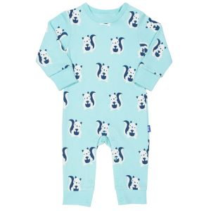 organic squirrel sleepsuit available to rent