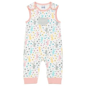 happy hare baby dungarees