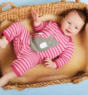 girls sleepsuit baby clothes to rent