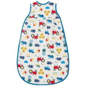 farm life baby sleeping bag available to rent