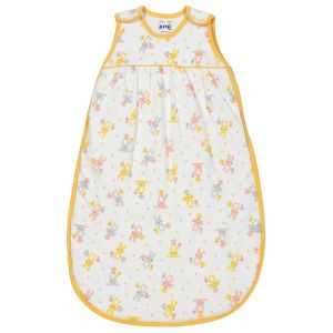 baby clothing rental sleeping bag with bunny and chick print