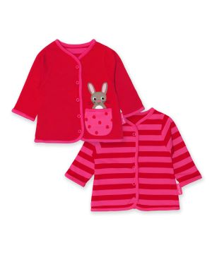 reversible bunny in pocket cardigan rented clothes