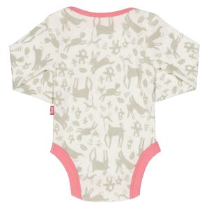hopping bunny baby bodysuit clothes to rent