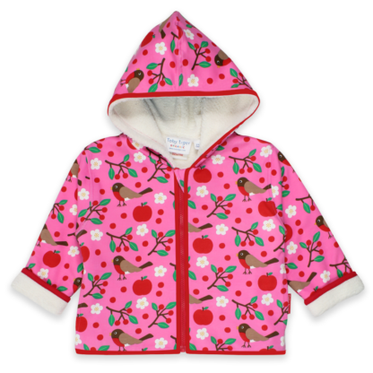 pink baby hoodie available to rent
