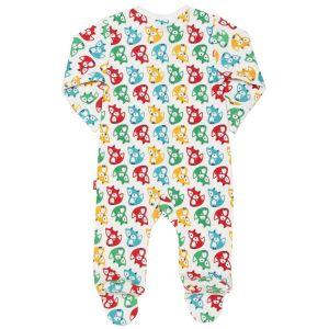 rainbow fox print baby clothing rental