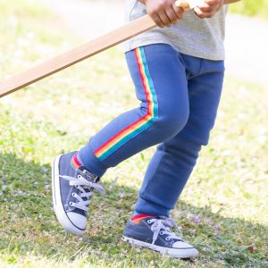 rainbow side stripe baby joggers to rent