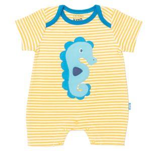 baby clothes rental seahorse romper