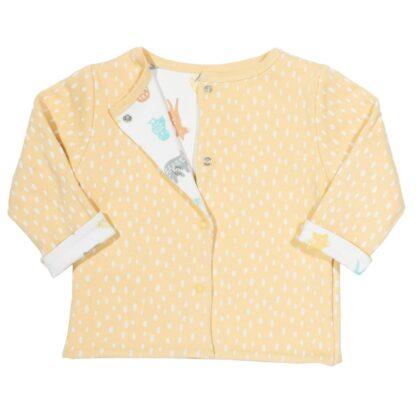 organic babywear rental reversible jacket