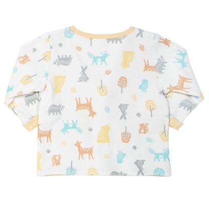 baby clothes rental woodland print jacket