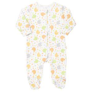 part of a 5 item capsule, baby clothing rental hoglet sleepsuit