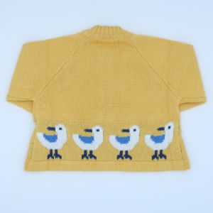 baby clothing rental seagull cardigan rental