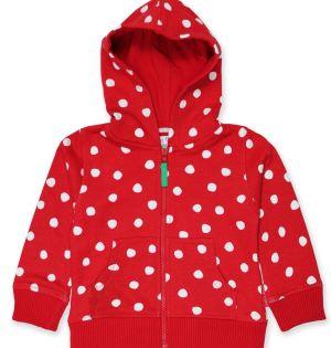polka dot organic baby clothing rental