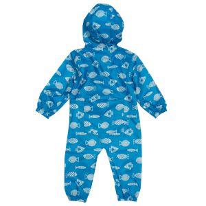 blue babywear rental puddlesuit to rent