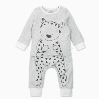 baby bamboo and organic cotton pyjamas