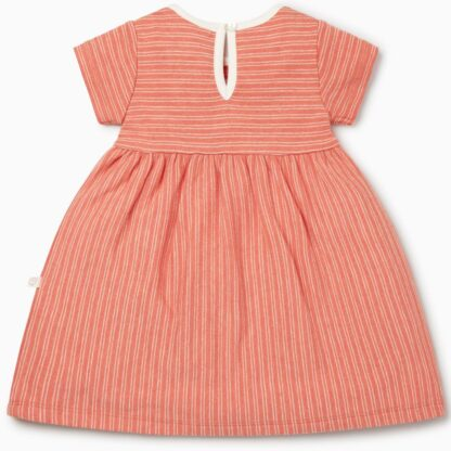 cotton bamboo baby short sleeve rental dress