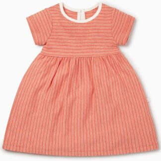 cotton-bamboo-baby-rental-ss-coral-stripe-dress