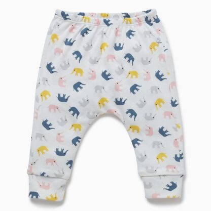 Elephant baby trousers