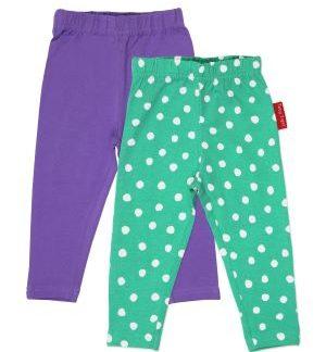 babywear rental 2 pack organic leggings