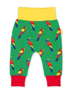 baby rental clothes parrot print yoga pants