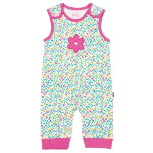 wildflower print dungarees baby clothes rental