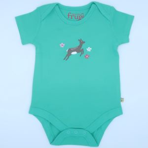 one of 5 item capsule baby clothes rental