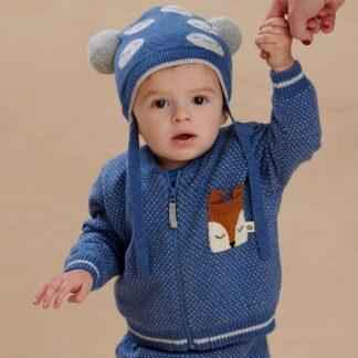 Baby Knitwear & Lightweight Jackets