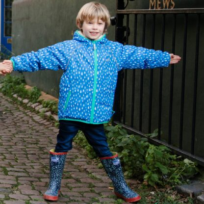 recycled jacket baby clothing rental