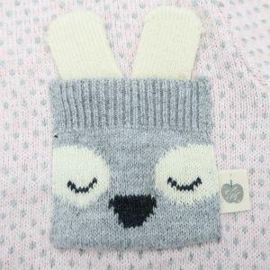 baby clothing rental pink birdseye cardi pocket detail