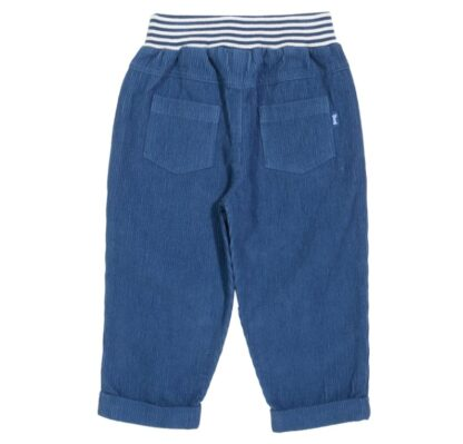 blue cord organic pull up babywear rental