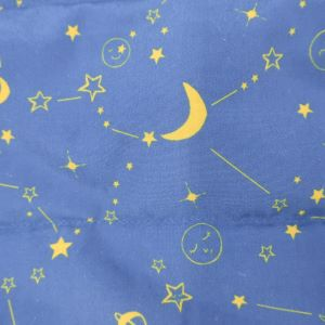 cosmos jacket fabric detail