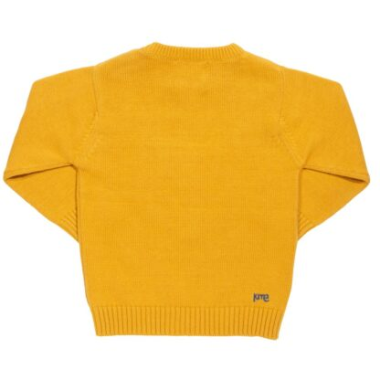 baby clothes rental yellow jumper