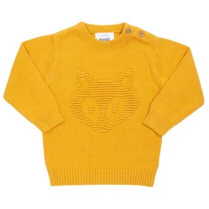 babywear rental yellow cub jumper
