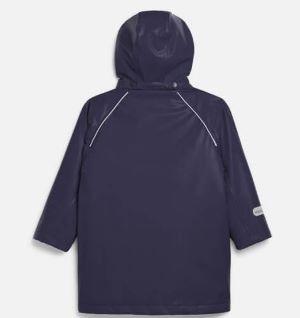 back view of puddleflex rental jacket