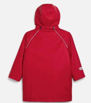 baby clothing rental red puddleflex jacket