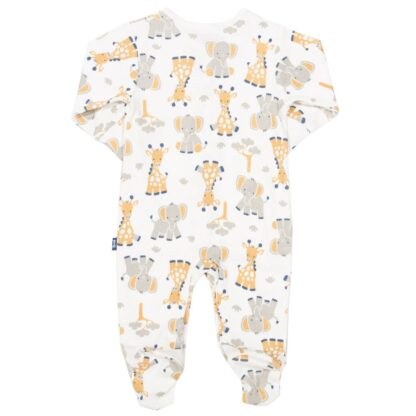 all over printed baby clothing rental sleepsuit