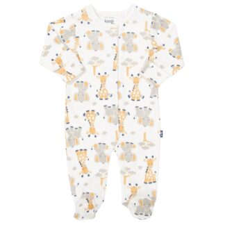 baby clothing rental all over print sleepsuit