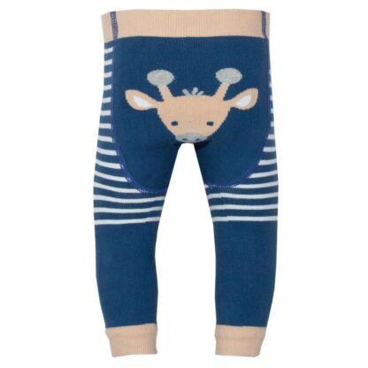giraffe knit baby leggings to renta