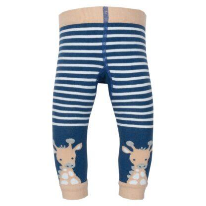 babywear rental giraffe knit leggings