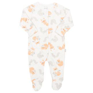 organic baby sleepsuit