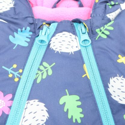 baby all in one double fronted suit
