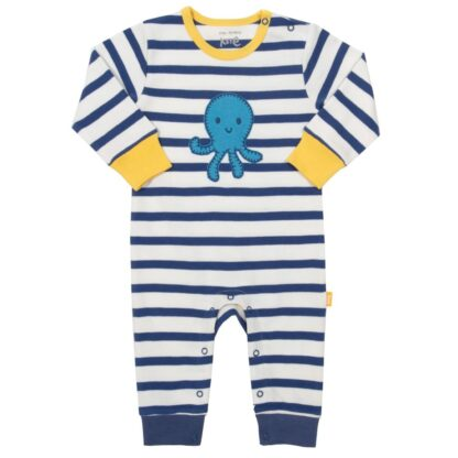 striped baby clothing rental romper