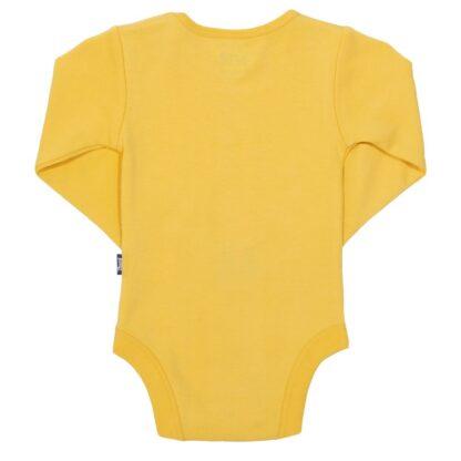 baby clothing rental little duck bodysuit back