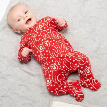 newborn baby clothing rental sleepsuit