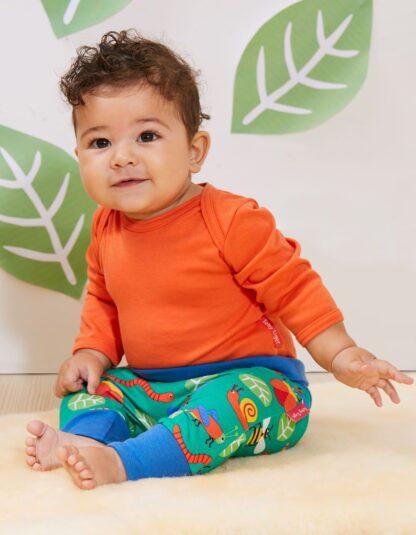 bug print yoga pants baby clothing rental