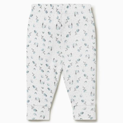 baby clothes subscription floral leggings
