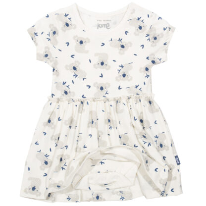 baby bodydress with integrated pants