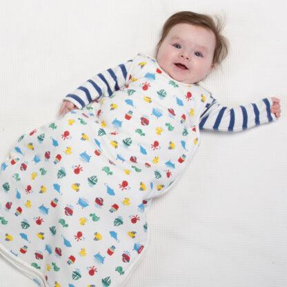 sealife baby sleep bag