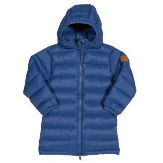 navy baby coat longer length to rent