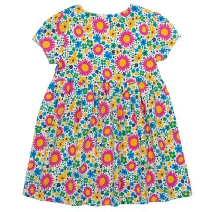 short sleeve sea breeze baby dress